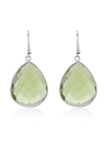 AILORIA Paar Ohrhänger »ROSE Ohrringe«, mit grünem Amethyst kaufen