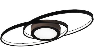 TRIO Leuchten LED Deckenleuchte »Galaxy«, LED-Board, 1 St., Warmweiß, Switch Dimmer kaufen