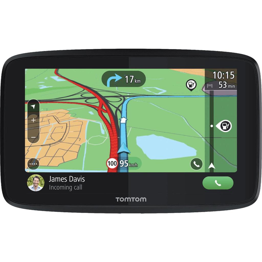 """TomTom Navigationsgerät »GO Essential 5 """"«, (Europa (48 Länder), Navigationsgerät"""