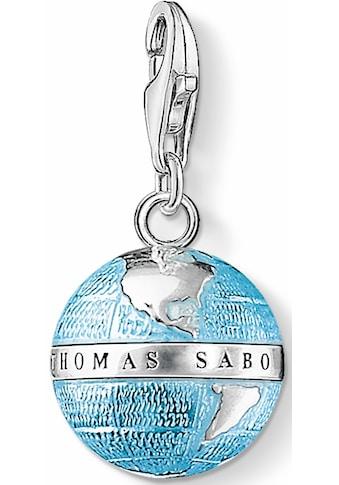 THOMAS SABO Charm - Einhänger »Weltkugel, 0754 - 007 - 1« kaufen