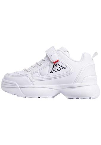 Kappa Sneaker »RAVE NC KIDS«, in angesagtem 90er Jahre Look<br /> kaufen