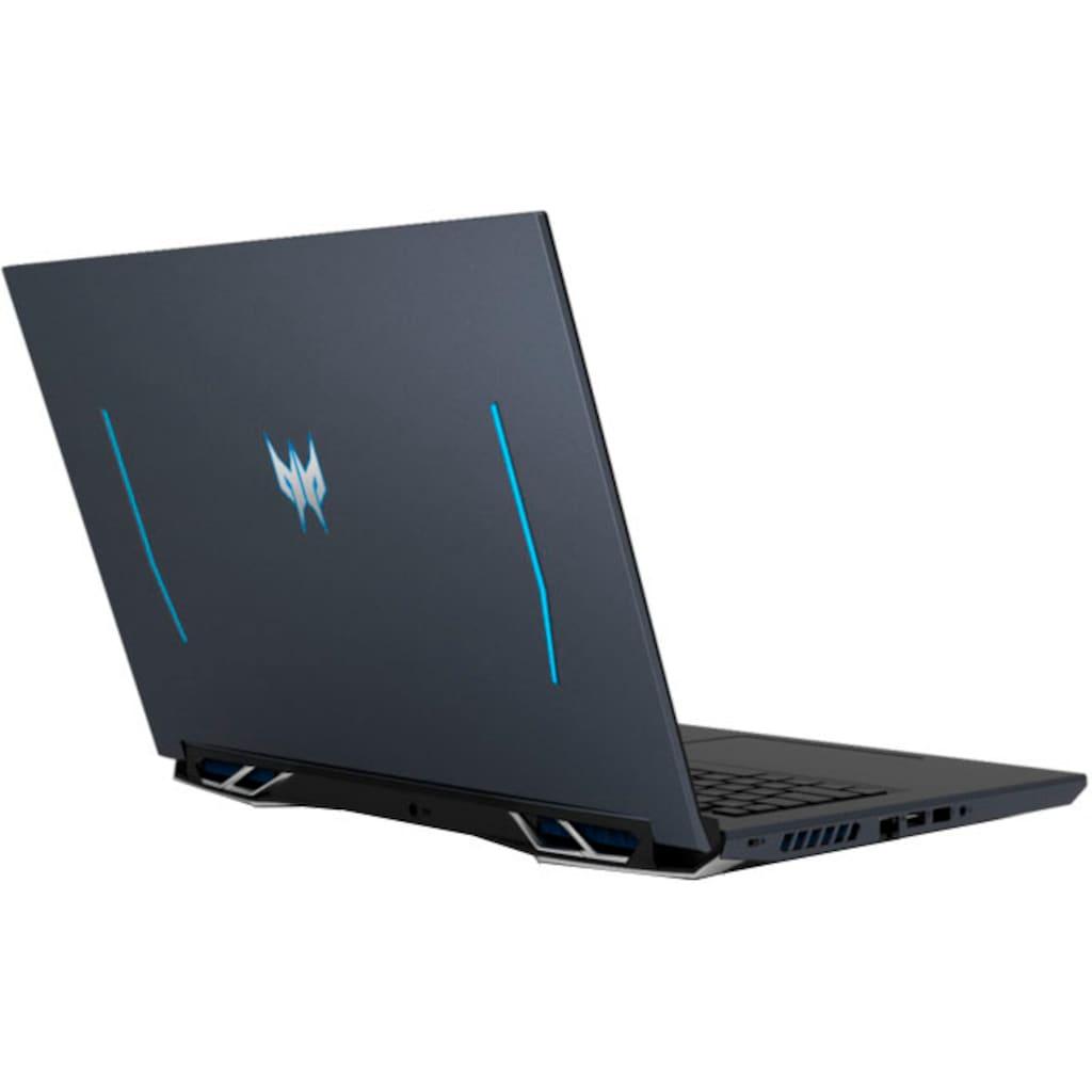 """Acer Notebook »Predator Helios 300 PH317-55-75B9«, (43,94 cm/17,3 """" Intel Core i7 GeForce RTX™ 3060\r\n 512 GB SSD), Kostenloses Upgrade auf Windows 11, sobald verfügbar"""