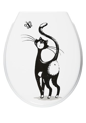ADOB WC-Sitz »Katze«, Mit Absenkautomatik kaufen
