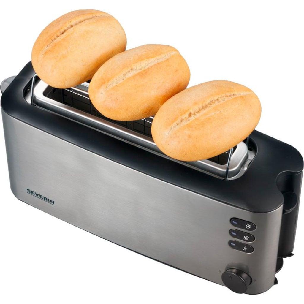 Severin Toaster »AT 2515«, 1 langer Schlitz, für 2 Scheiben, 1000 W