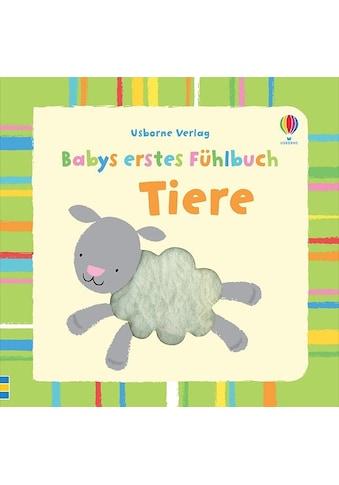 Buch »Babys erstes Fühlbuch: Tiere / Fiona Watt, Stella Baggott« kaufen