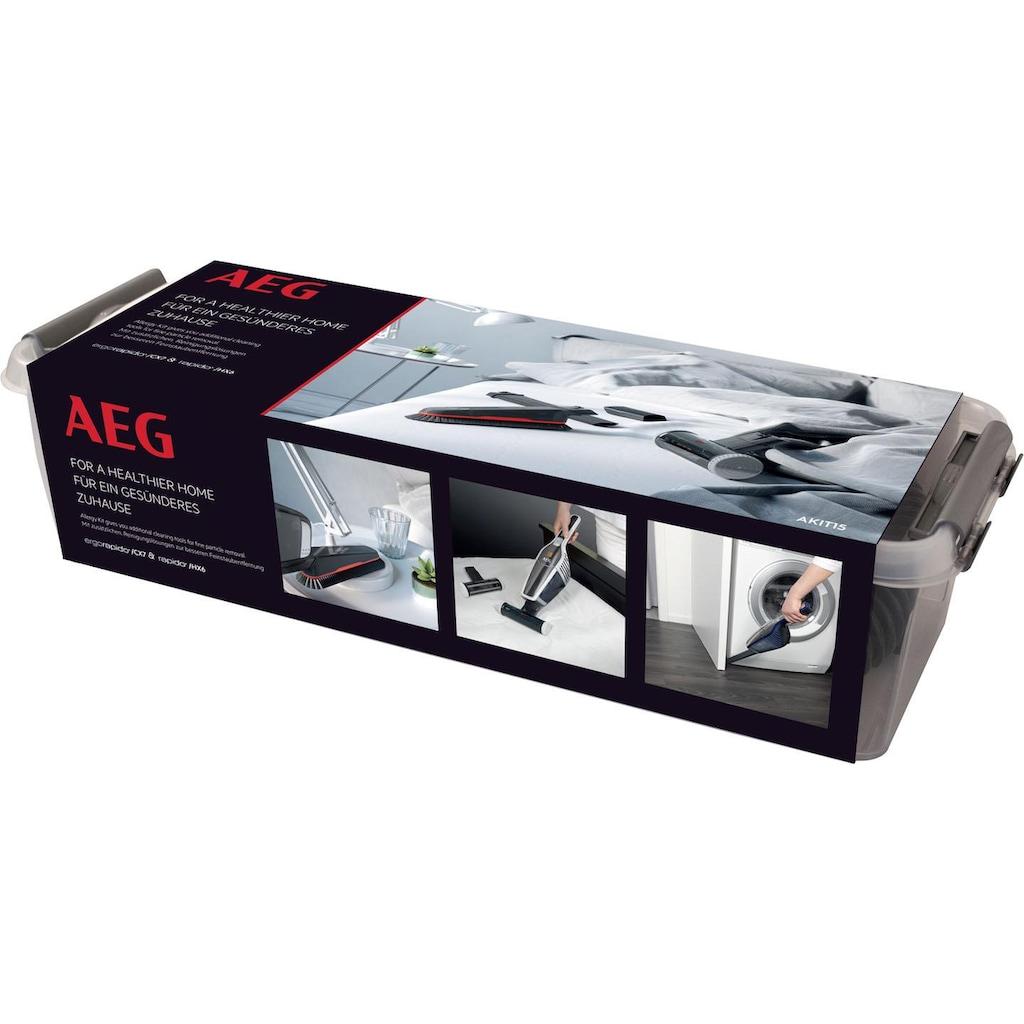 AEG Staubsaugerdüsen-Set »CX7 Allergy Kit AKIT15«, (Set, 5 tlg.)