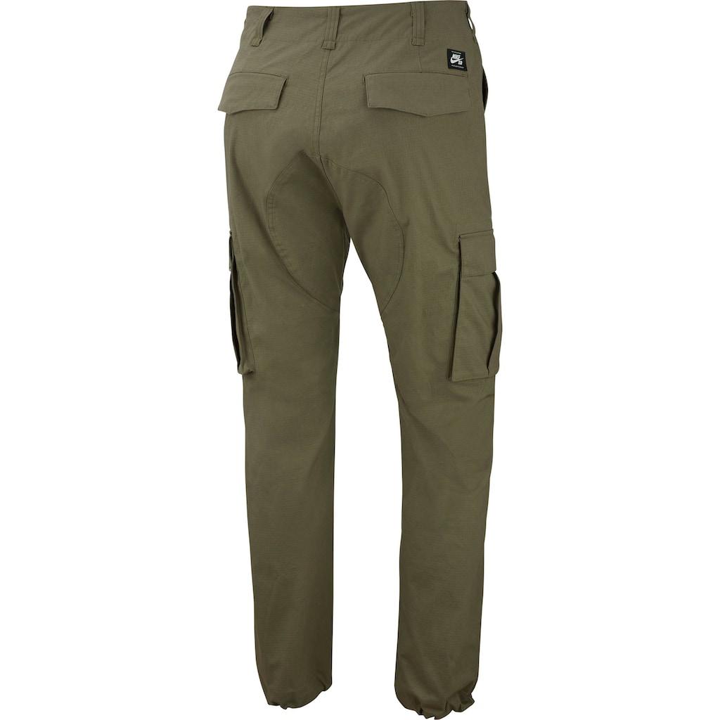 Nike SB Sporthose »Flex Men's Skate Pants«, Beinabschluss mit Tunnelzug