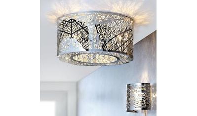 Deckenleuchte »Grate II«, E27, Deckenlampe kaufen