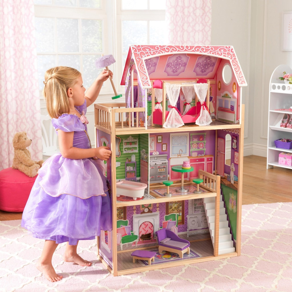 KidKraft® Puppenhaus »Ava Dollhouse«, inklusive Möbel