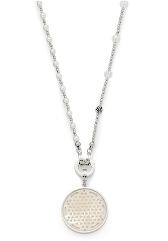 LEONARDO Kette und Anhänger Set »Set Halskette lang Vaporoso Darlin's, 016817«, mit... kaufen