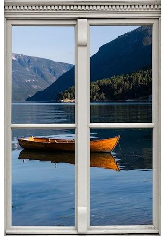 queence Wandsticker »Boot auf See« kaufen