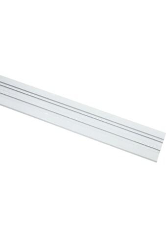 GARDINIA Vorhangschiene, 1 läufig-läufig, Fixmaß, Serie Aluminim-Vorhangschiene kaufen