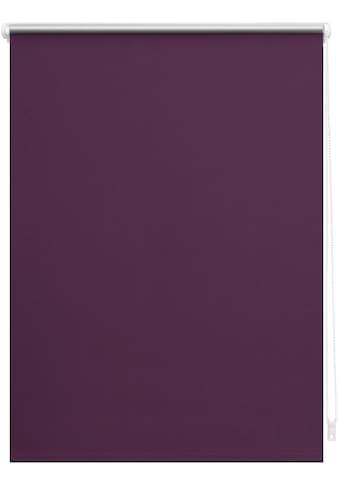Seitenzugrollo »Verdunkelungsrollo Haftfix«, LICHTBLICK, verdunkelnd, ohne Bohren, freihängend kaufen