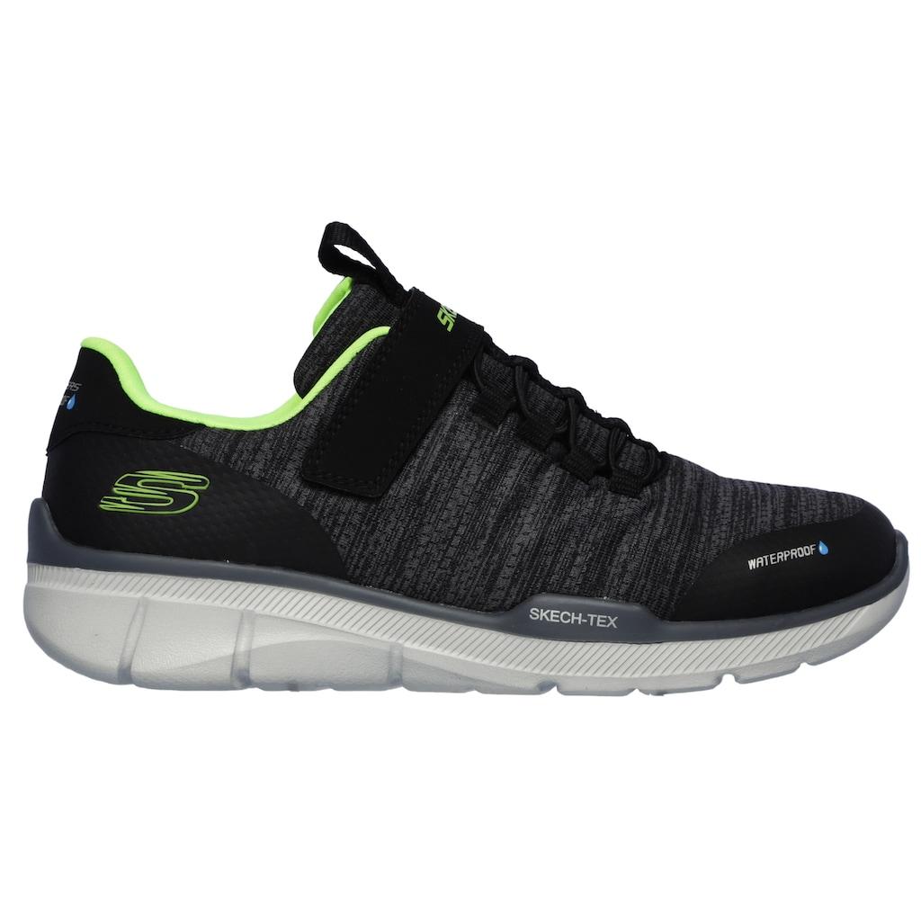 Skechers Kids Sneaker »Equalizer 3.0«, aus wasserabweisendem Material