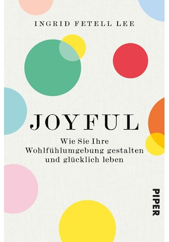 Buch »Joyful / Ingrid Fetell Lee, Viola Krauß« kaufen