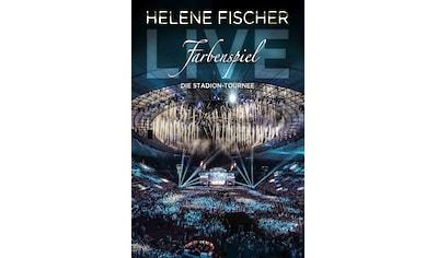 Musik - CD Farbenspiel Live - Die Sta / Fischer,Helene, (1 DVD - Video Album) kaufen