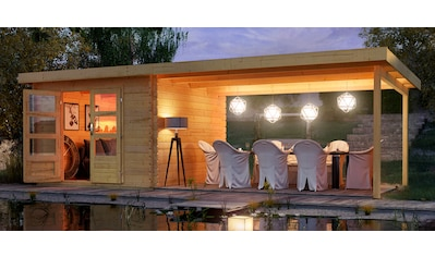 WOODFeeling Gartenhaus »Bastrup 5« kaufen