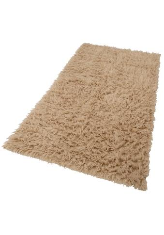 Böing Carpet Wollteppich »Flokati 1500 g«, rechteckig, 60 mm Höhe, reine Wolle,... kaufen