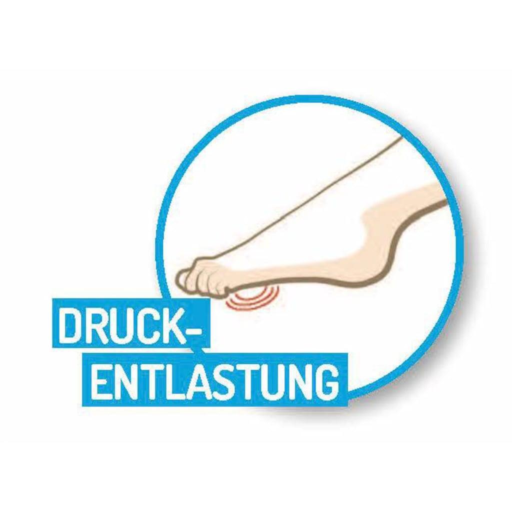 Fußgut Fersenpolster »Antischock-Fersenbett«, (Set, 4 tlg., 2 Paar)