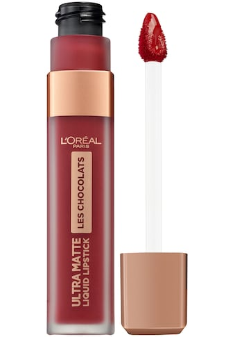 L'ORÉAL PARIS Lippenstift »Ultra Matte Les Chocolats« kaufen