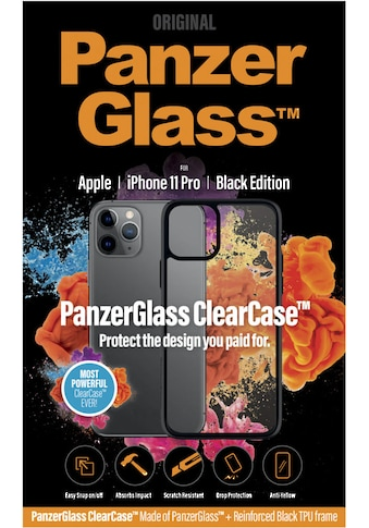 PanzerGlass Handyhülle »ClearCase mit Blackframe für iPhone 11 Pro«, Cover kaufen