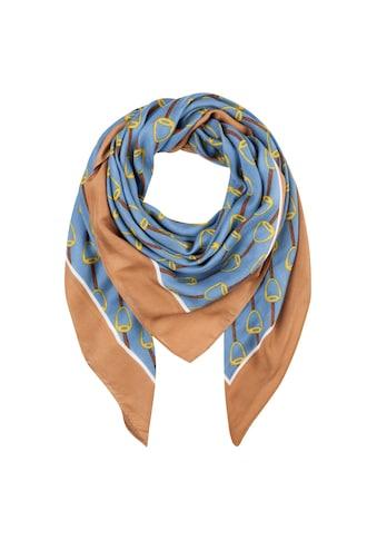 Codello XL - Tuch mit klassischem Foulard - Muster aus Viskose kaufen