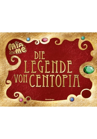Buch »Mia and me: Die Legende von Centopia / Karin Pütz, Studio 100 Media GmbH / m4e AG« kaufen