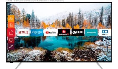 """Telefunken LED-Fernseher »D50V800M4CWH«, 126 cm/50 """", 4K Ultra HD, Smart-TV, 36... kaufen"""