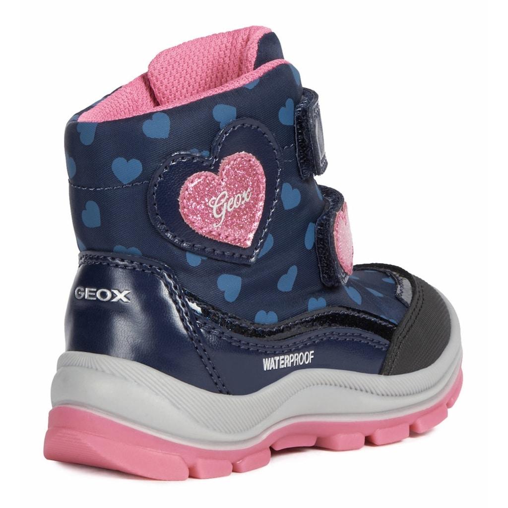 Geox Kids Winterboots »FLANFIL GIRL«, mit TEX-Ausstattung
