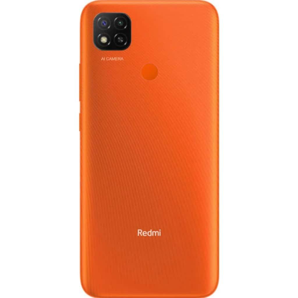 "Xiaomi Smartphone »Redmi 9C 3GB+64GB«, (16,59 cm/6,53 "", 64 GB Speicherplatz, 13 MP Kamera)"