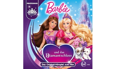 Musik - CD Diamantschloss - Das Original Hörspiel z.Film / Barbie, (1 CD) kaufen