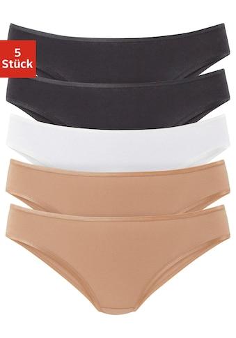 Vivance Bikinislip (5 Stück) kaufen