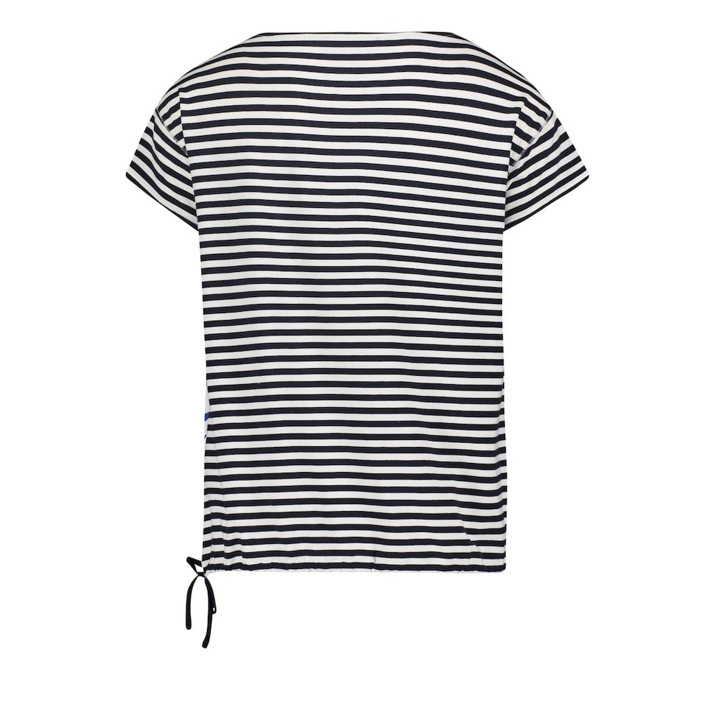 Betty Barclay T-Shirt »mit Tunnelzug«