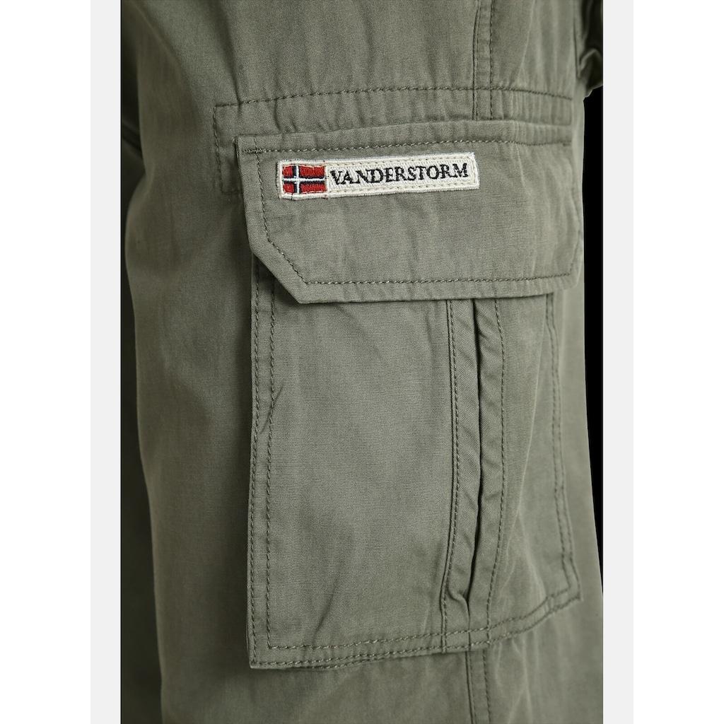 Jan Vanderstorm Cargohose »STEEN«, ideal für Outdoor und Freizeit