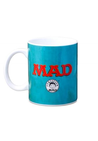LOGOSHIRT Tasse mit lustigem Print »MAD Magazin  -  Alfred E. Neumann« kaufen