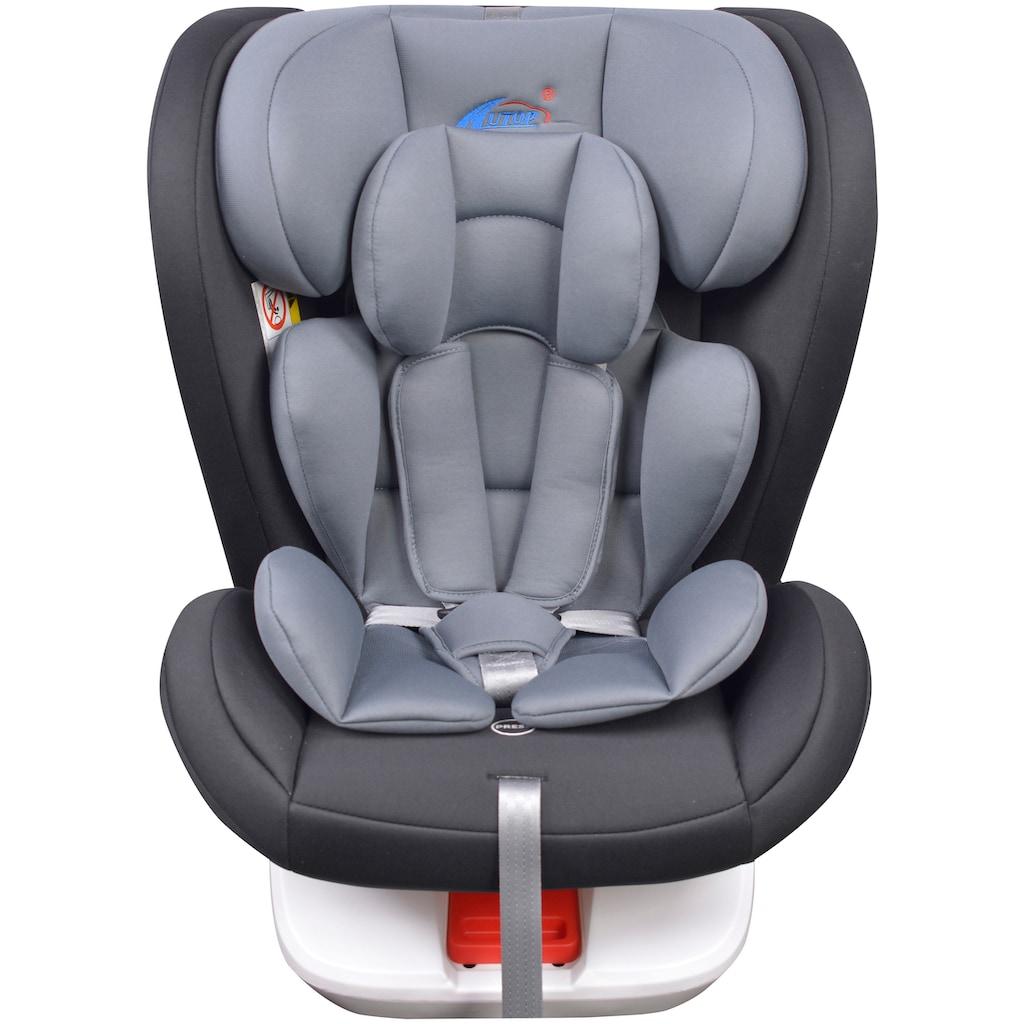 AUTOP Autokindersitz »Salo«, Klasse 0 / 1 / II / III (bis 36 kg), 360 grad Rotation für leichtes ein- und aussteigen, vorwärtgerichtet 0-13 Kg und rückwärtsgerichet 9-36 Kg