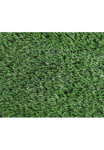 KONIFERA Kunstrasen »Trento deluxe«, rechteckig, 30 mm Höhe, UV-beständig,... kaufen