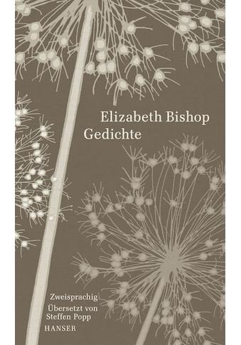 Buch »Gedichte / Elizabeth Bishop, Steffen Popp, Steffen Popp, Steffen Popp« kaufen