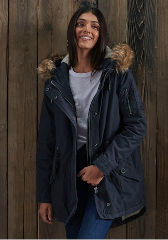 Superdry Fellimitatjacke »FIELD PARKA« kaufen