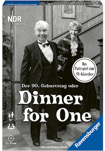 Ravensburger Spiel »Dinner for one«, Made in Europe, FSC® - schützt Wald - weltweit kaufen