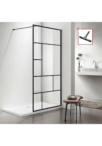 welltime Walk-in-Dusche »Duschabtrennung«, Breite 90 cm kaufen