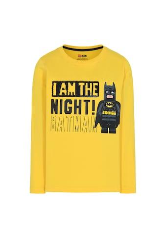 """LEGO® Wear Langarmshirt »M-22760«, """"mit Batman Druck und Schriftzug"""" kaufen"""
