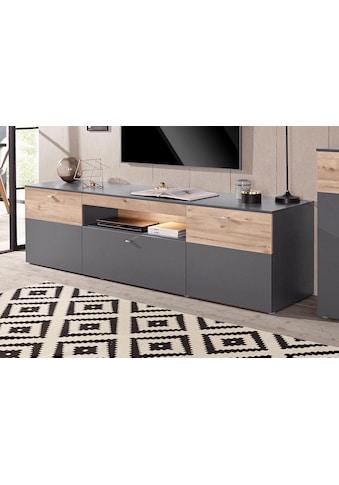 FORTE Lowboard, Breite 210 cm kaufen