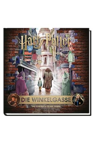 Buch »Harry Potter: Die Winkelgasse - Das Handbuch zu den Filmen / Jody Revenson,... kaufen