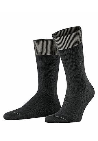 Esprit Socken »Sporty Waffle 2-Pack«, (2 Paar), aus Baumwolle kaufen