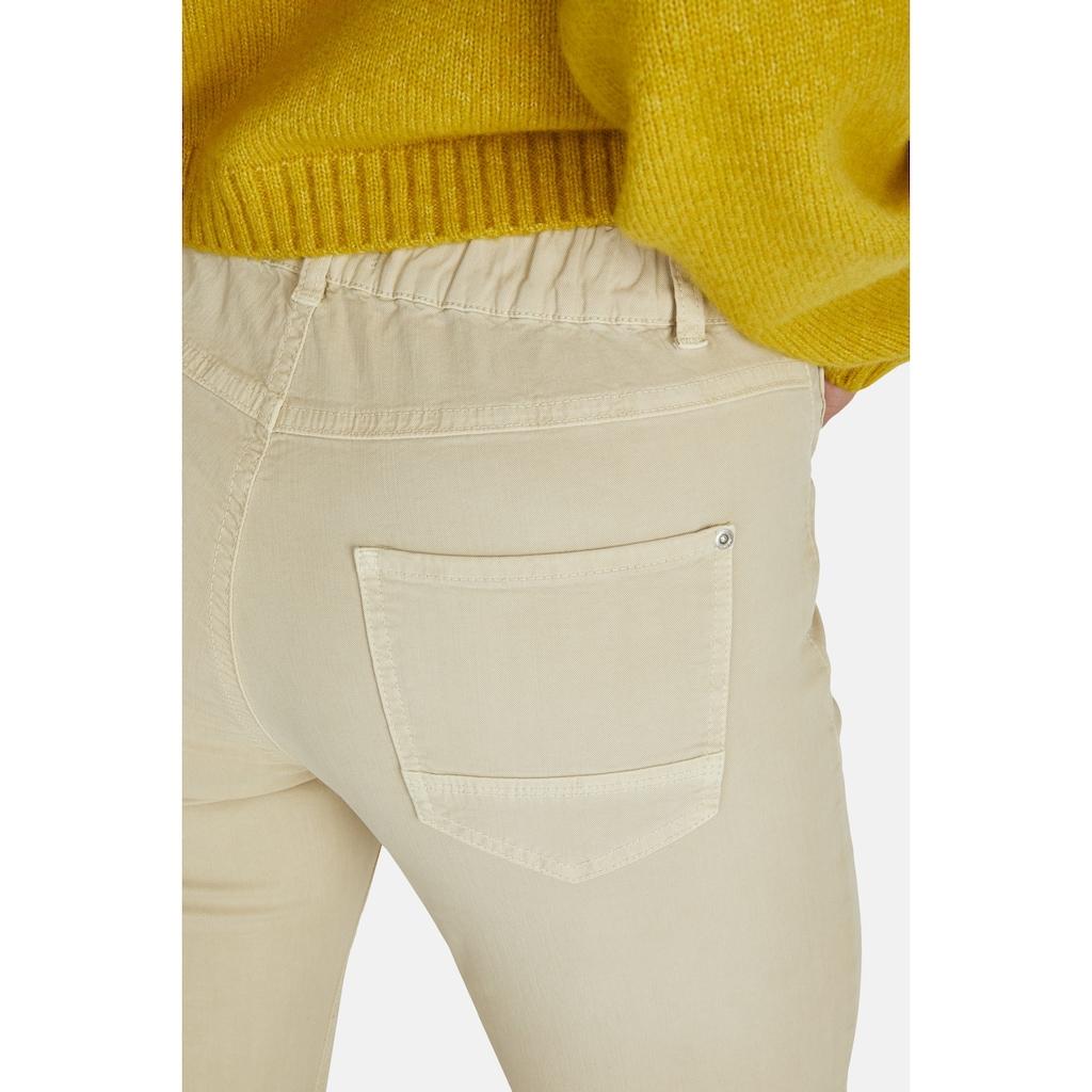 ANGELS Ankle-Jeans, mit Coloured Denim