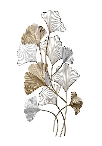 Wanddeko Ginkgo-Blätter kaufen