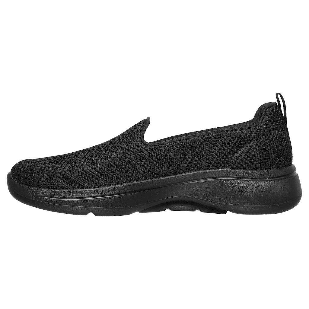 Skechers Slipper »GO WALK ARCH FIT«, mit Comfort Pillar-Technology