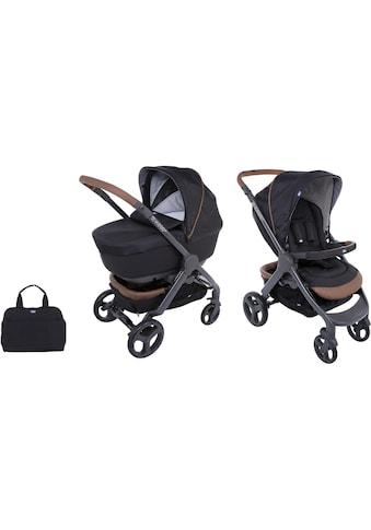 Chicco Kombi-Kinderwagen »Duo Stylego Up Crossover, Pure Black«, 15 kg, ; Kinderwagen kaufen