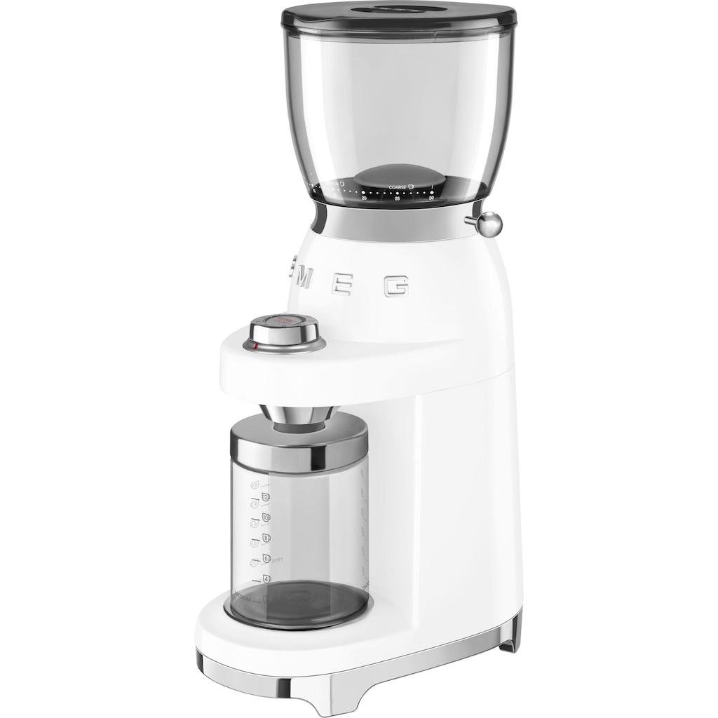 Smeg Kaffeemühle »CGF01WHEU«